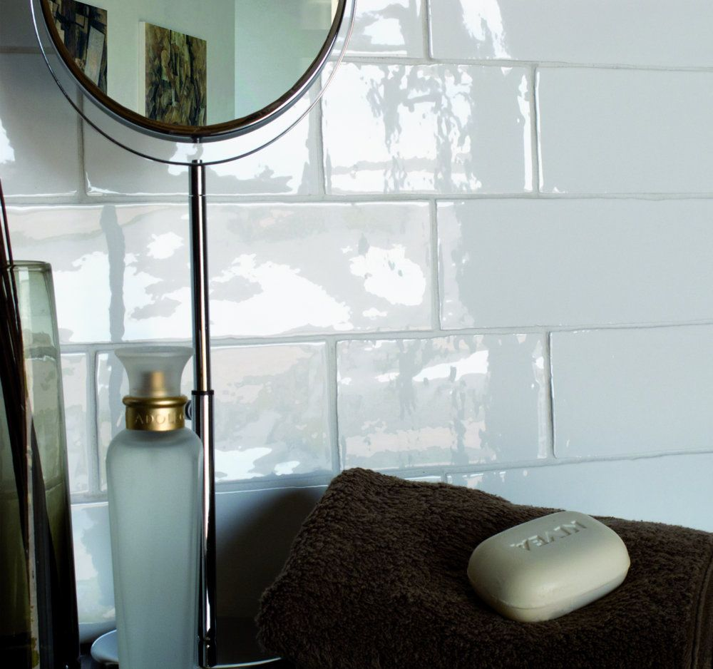 Picture of Masia White Wall Tile 75x300mm | kitchen | Pinterest ...