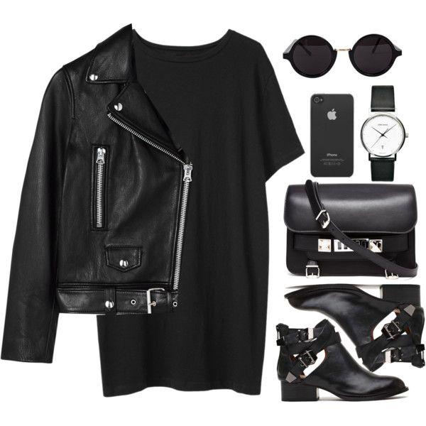 a013f105887c0 12082014   Black T-Shirt Dress Outfit   Fashion, Outfits, Fashion ...
