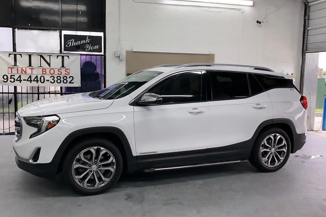 Car bouteek tint boss on instagram 2019 gmc terrain