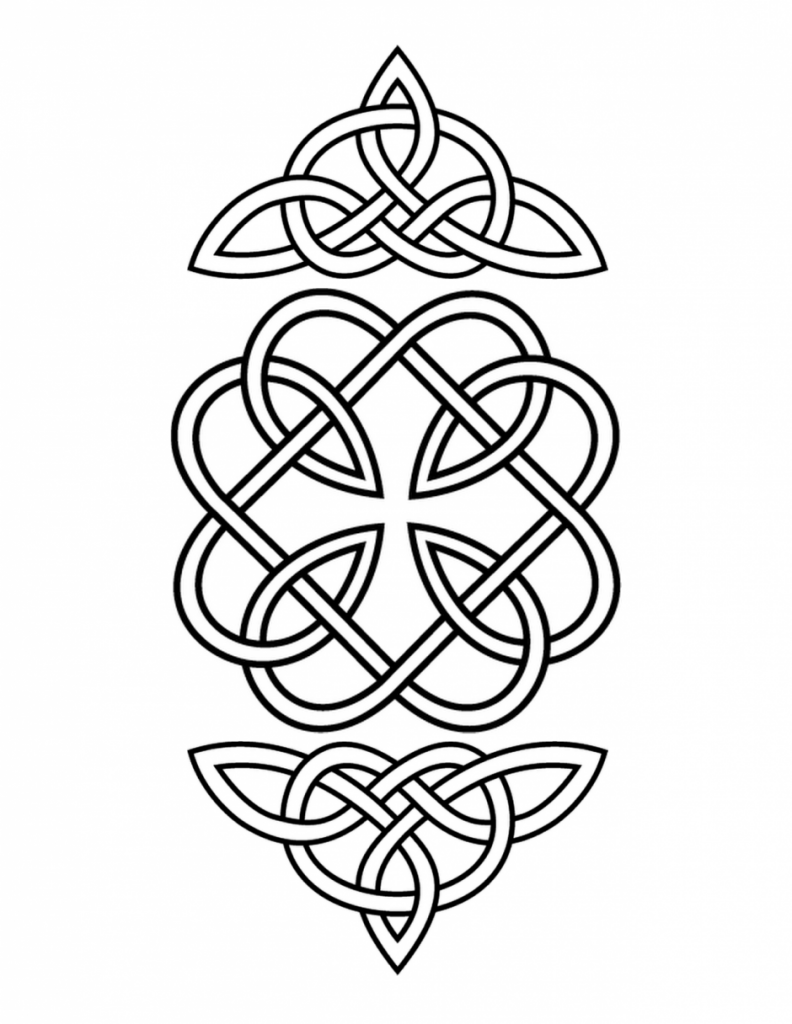 - Celtic Coloring Pages (With Images) Celtic Coloring, Celtic