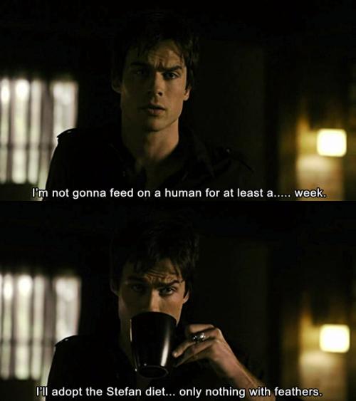 citat 2012 Funny Vampire Diaries Quotes | 2012 01 17 @ 21:26:01 Permalink  citat 2012