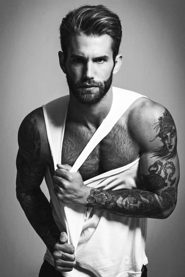 Sexy tattooed guys tumblr