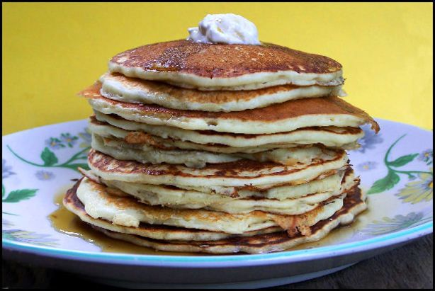 Buttermilk Pancakes Recipe Food Recipes Buttermilk Pancakes Food