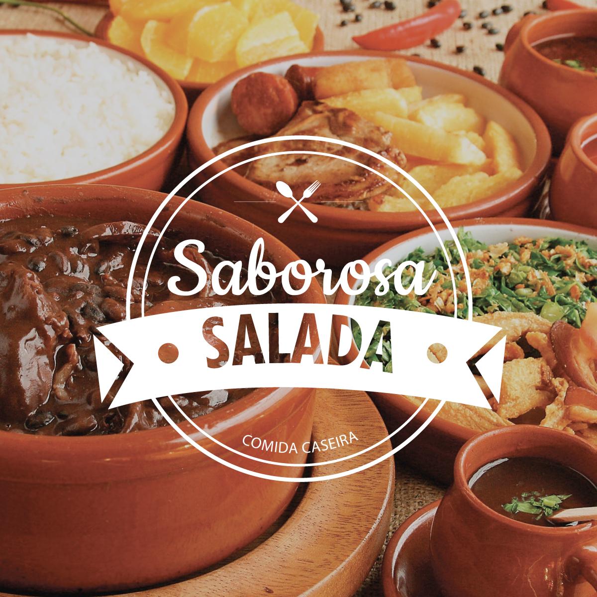 Saborosa Salada | Comida Caseira