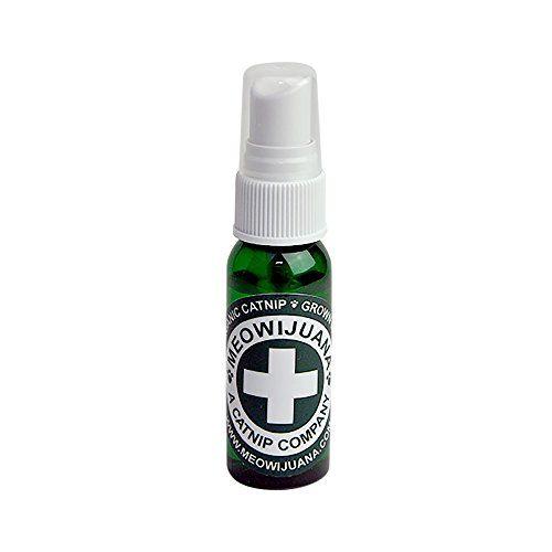 Meowijuana Catnip Spray ** For more information, visit