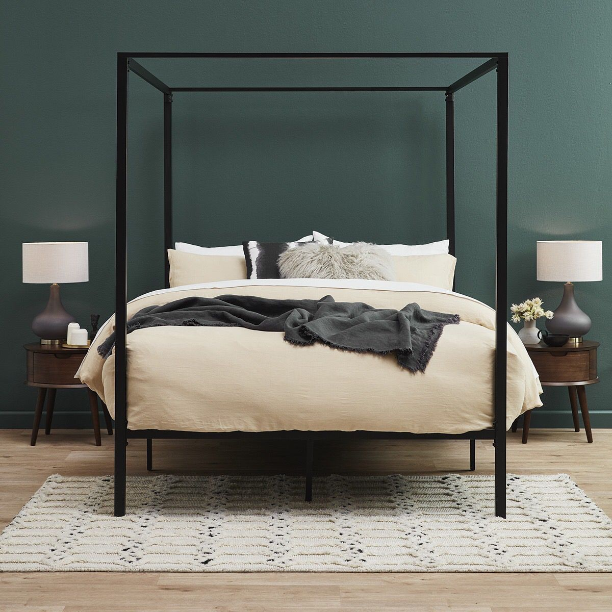 Pin by Astari Yasmin on interior in 2020 Canopy bed