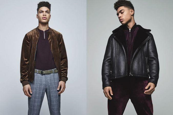 New Look Autumn/Winter 2017 Men's Lookbook | FashionBeans.com