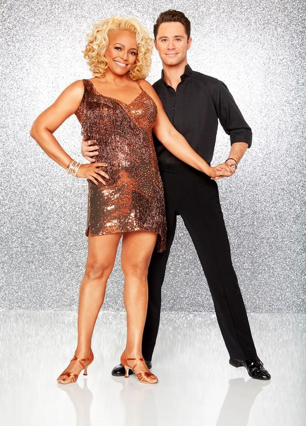Kim Fields Sasha Farber Dancing With The Stars Pinterest