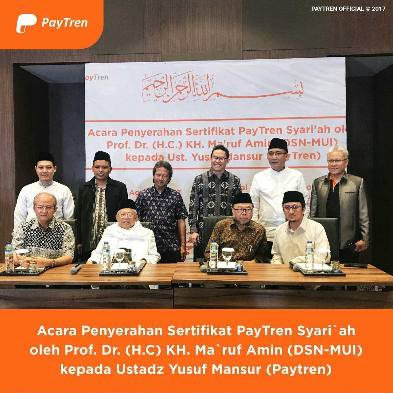 Paytren Jakarta Sumantoro In Jakarta Alhamdulillah Pembangunan Ekonomi Qur An