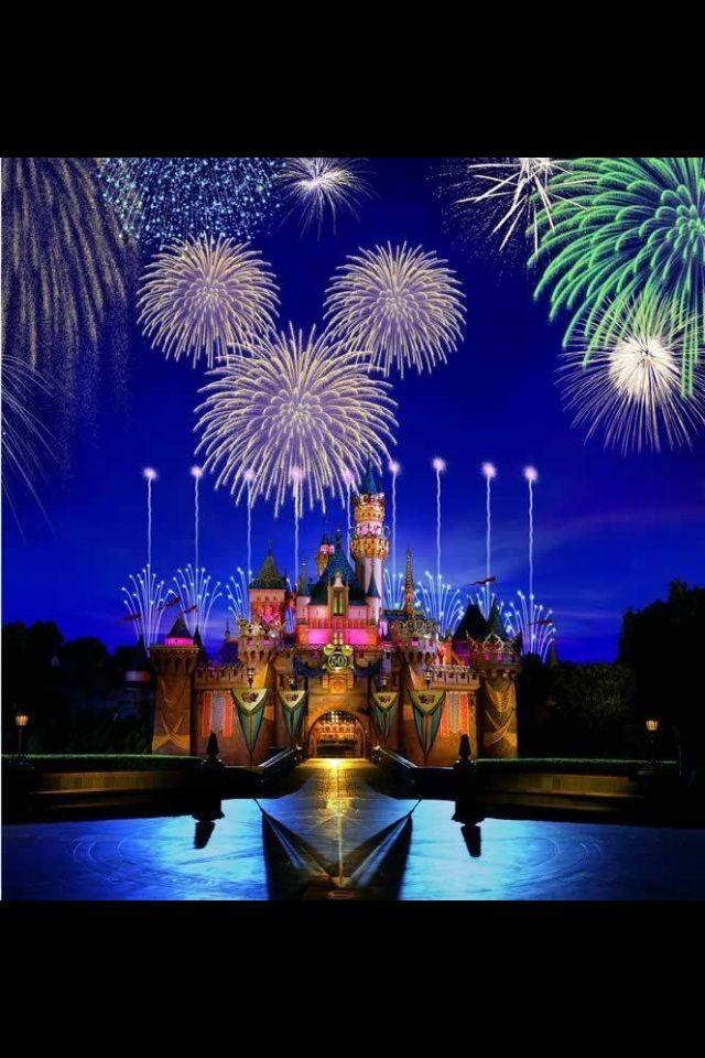 Beautiful Disney Castle Disneyland Trip Disneyland