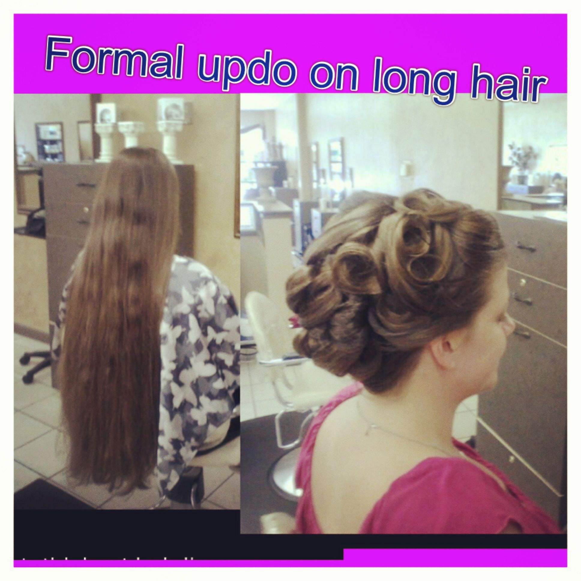 Updo On Long Hair By Julie Shelly Tasaris Salon Vacaville Ca Special Event Hair Long Hair Styles Balayage Highlights