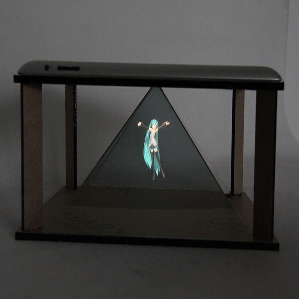 Amazon.com: Handcraft 3D Holographic Projection Pyramid