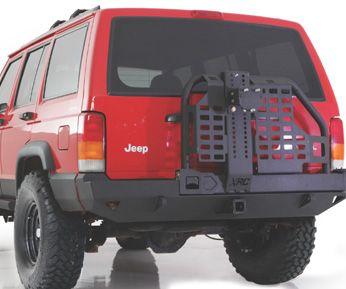 Xrc Rear Bumpers Cherokee Smittybilt Jeep Cherokee Xj Jeep