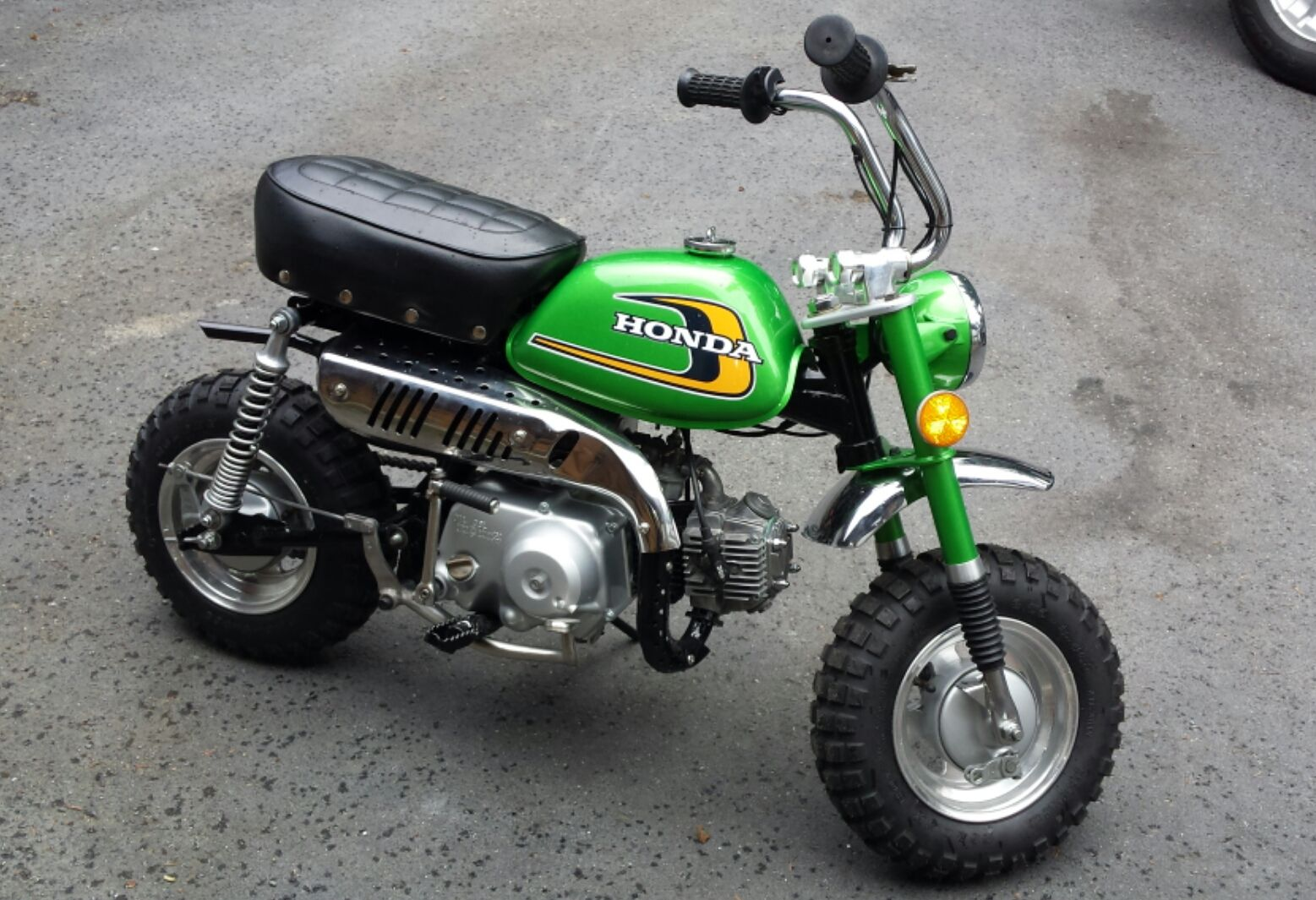 1976 Honda Z50 Custom Pinterest Mini Bike And 1970 Trail 50