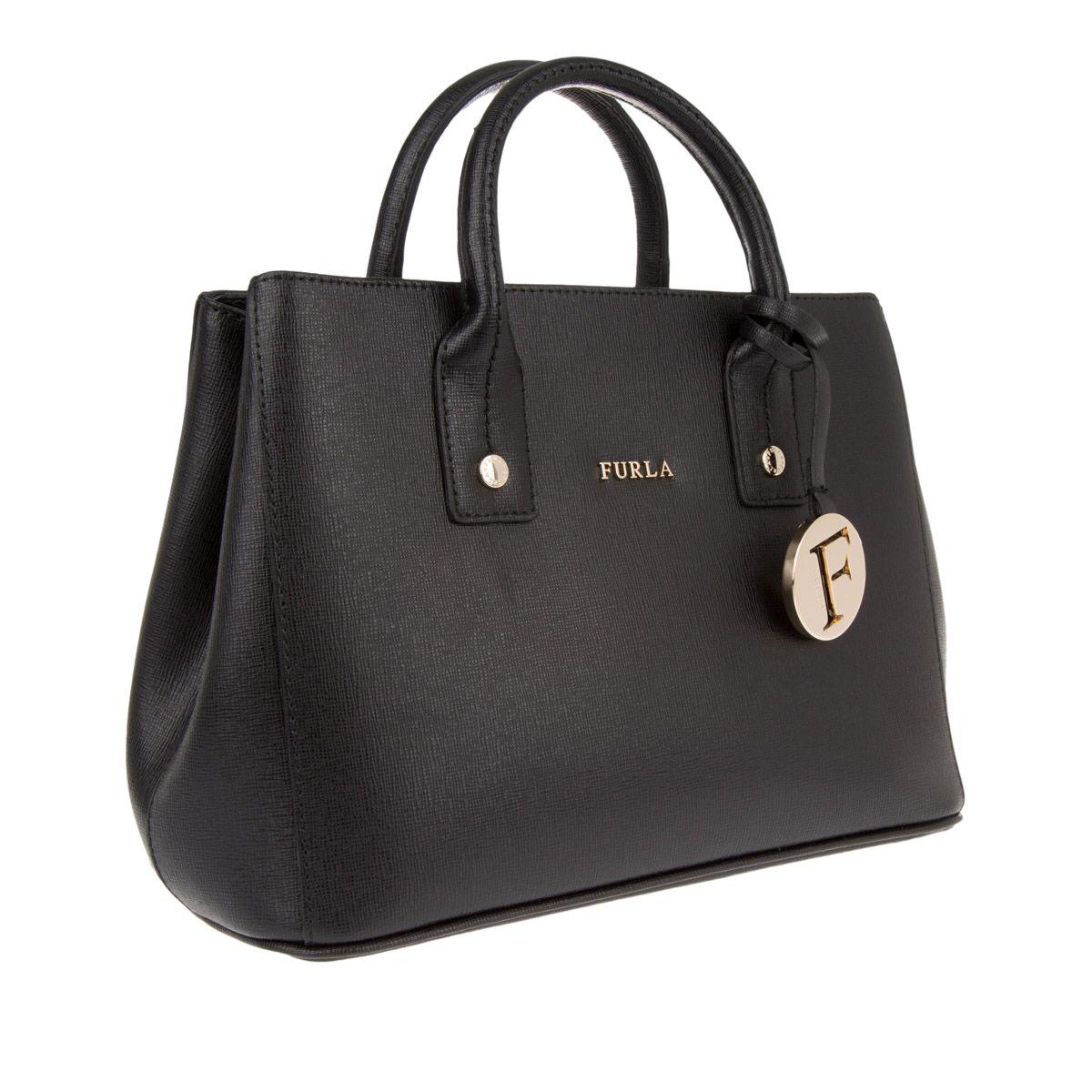 5fb052b1dbf275 Linda Mini Tote Onyx | Bags | Furla und Mini