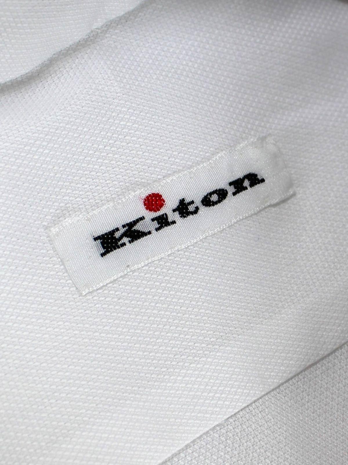 60aea694979b THe Best Dress Shirts In The World? Kiton Shirt White Sartorial Dress Shirt  - Tie Deals #kitonshirt