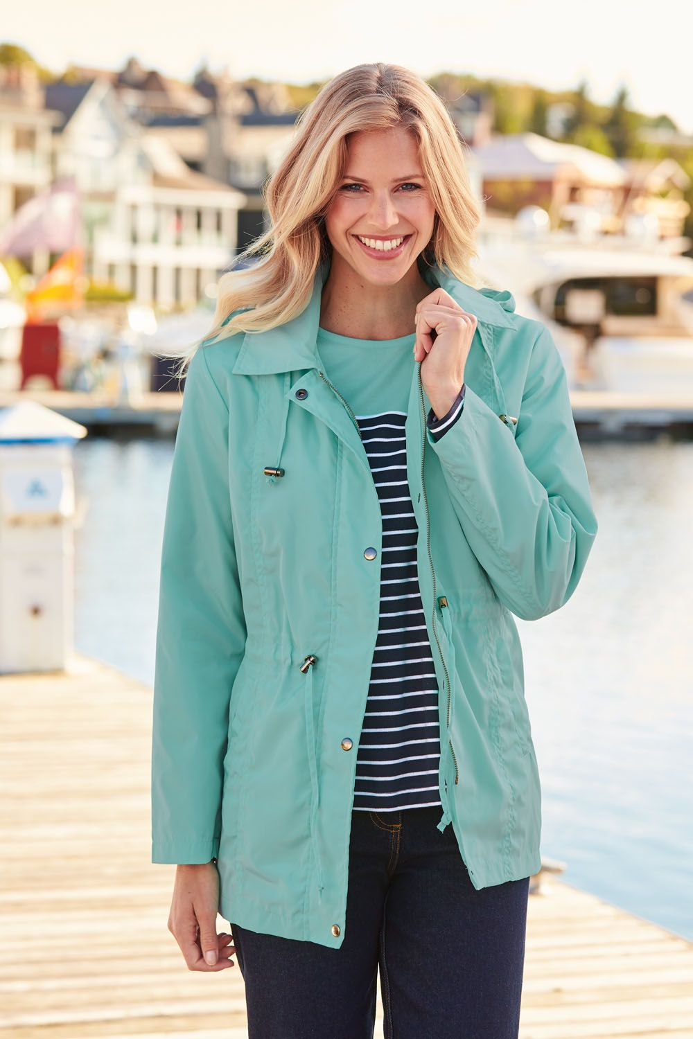Spring Anorak Jacket Clothes Modest Outfits Spring Anorak Jacket [ 1500 x 1000 Pixel ]