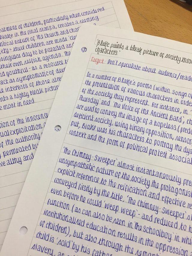 writing analysis handwritinganalysis Pretty handwriting