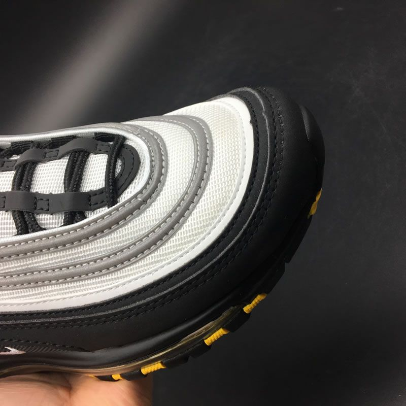 0ad60d70470 Nike Air Max 97 Amarillo Black White Yellow Mens Womens Shoes Release Date  921522