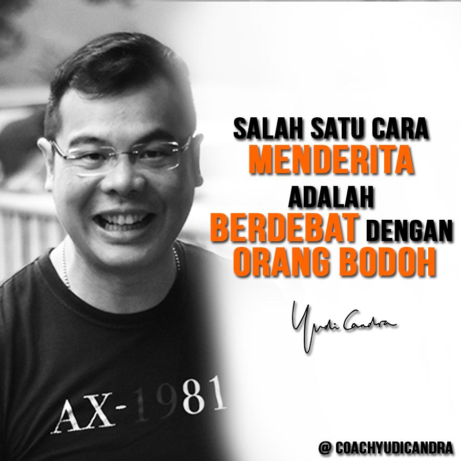 Pin Oleh Coach Yudi Candra Di Kutipan Orang Perasaan Kutipan