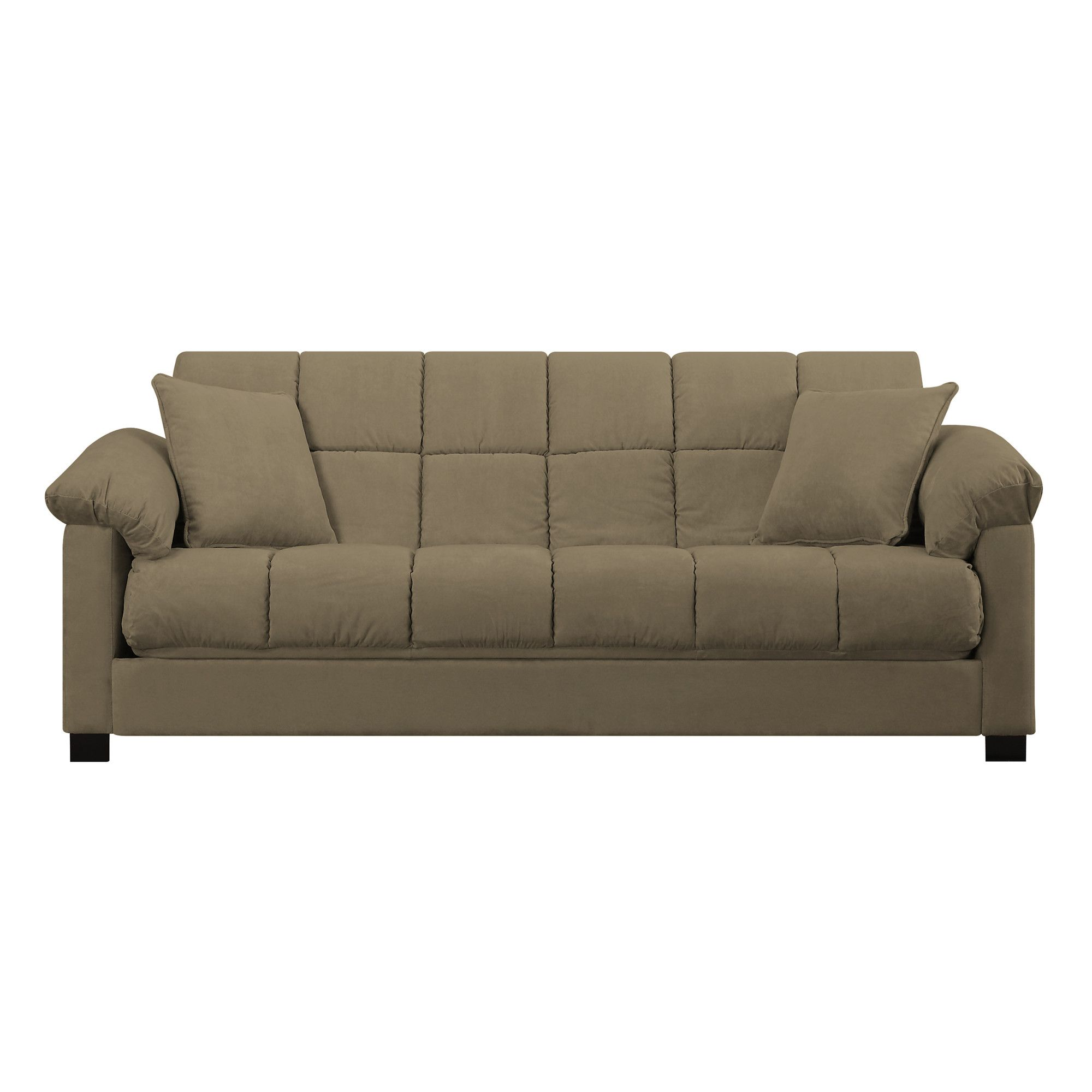 Handy Living Convert A Couch Sleeper Sofa Allmodern Couch