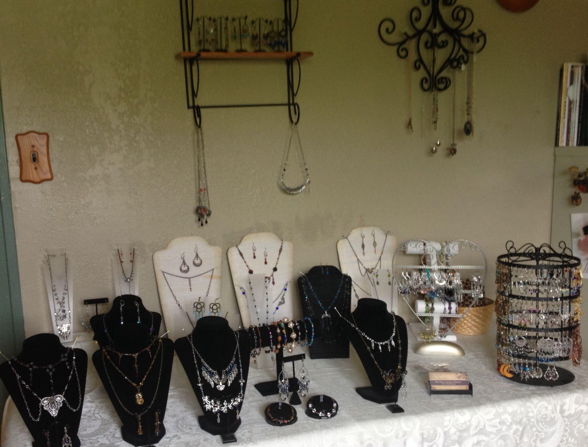 My jewelry studio!