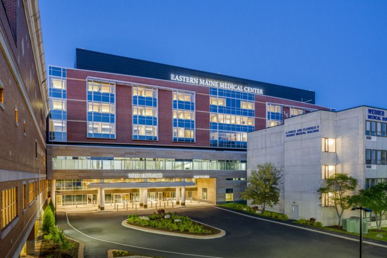 Eastern Maine Medical Center in 2019 Medical center