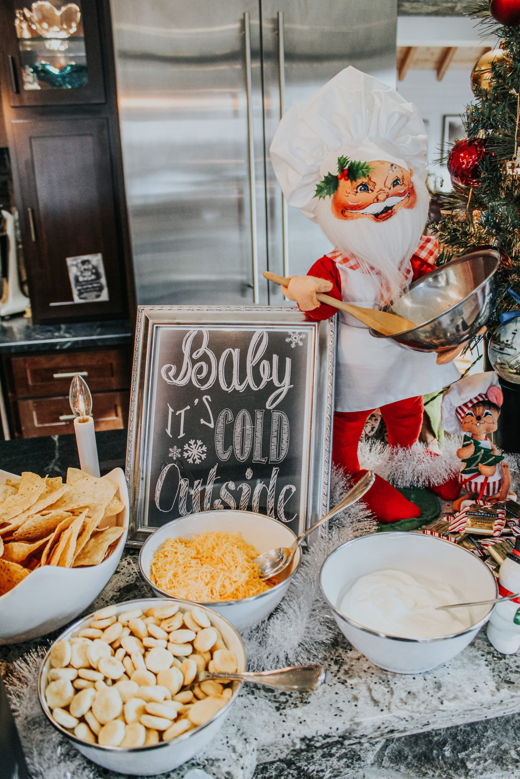 Baby It S Cold Outside Winter Baby Shower Just Kate In 2020 Baby Shower Winter Winter Baby Shower Food Winter Baby Shower Decorations