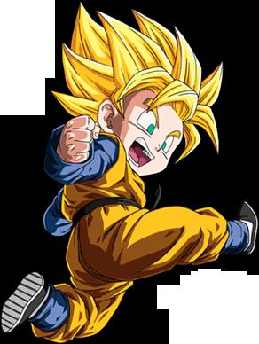 Ssj Goten My Fav Character From The Show Anime Dragon Ball Dragon Ball Art Dragon Ball Artwork