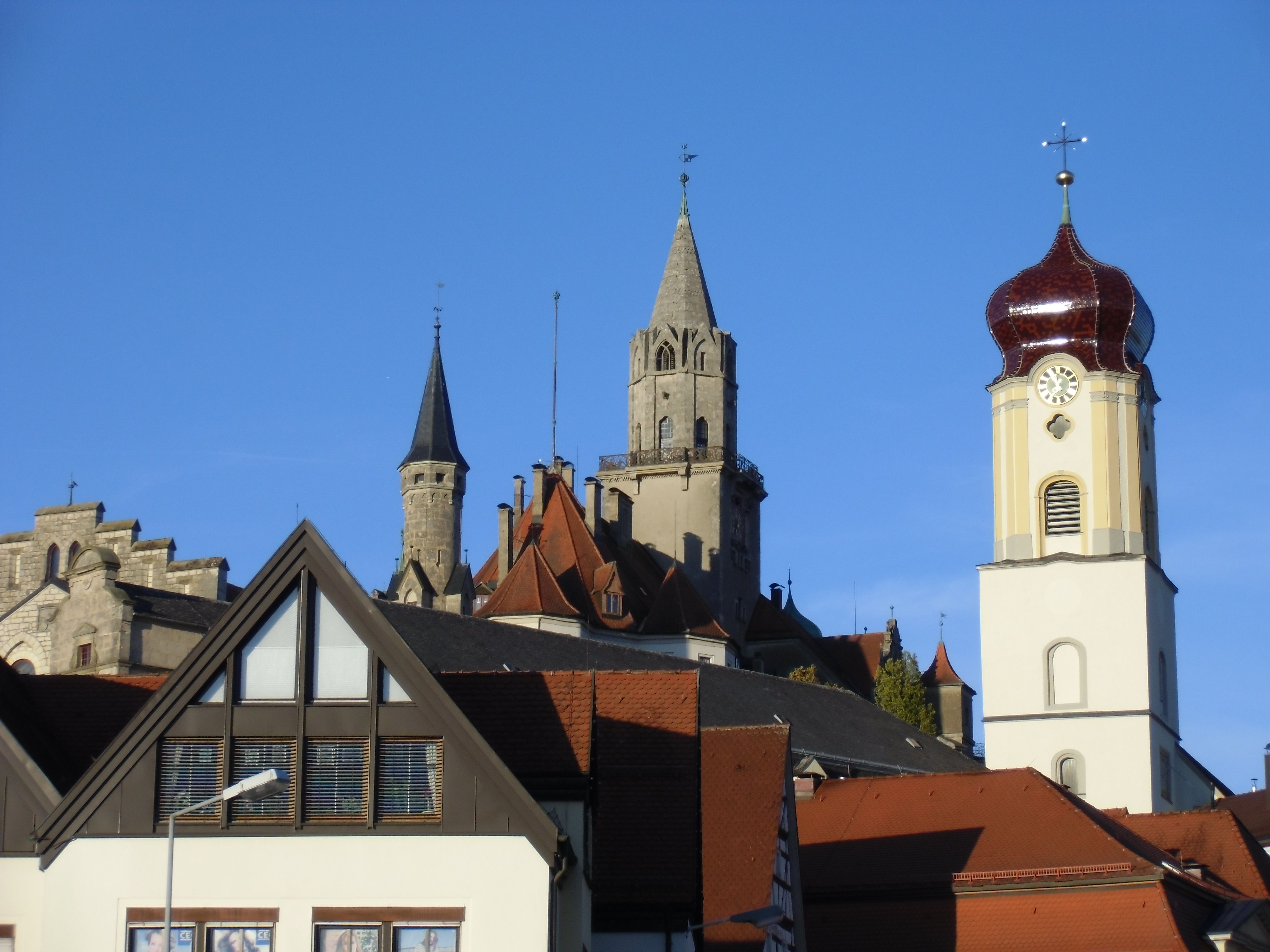 Sigmaringen An Der Donau Urlaub Buchen Reisen Urlaub