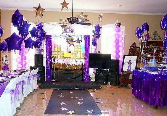 Fiesta de cumpleaños inspirada en Selena Selena Pinterest - decoracion de cumpleaos