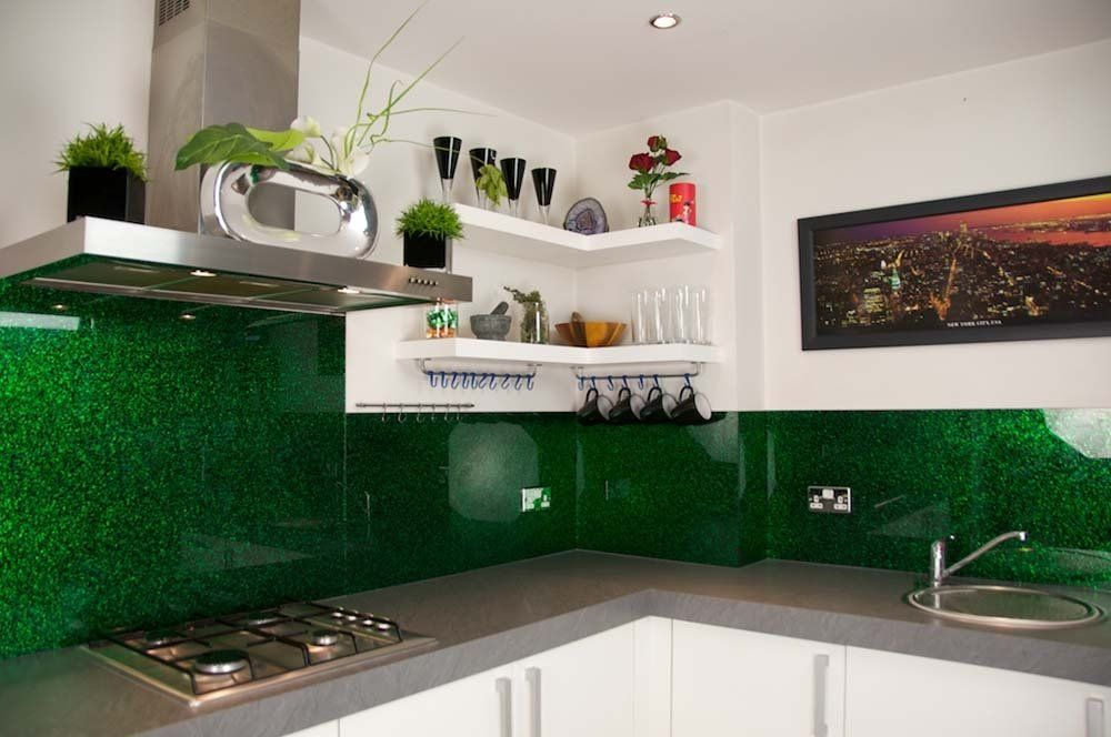 green splashbacks for kitchens luxury collection splashbacks kitchen amp dining 4040