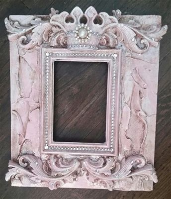 Michelle Butler Designs Imperial Crown Heirloom Frame 10x12 Fits 4x6 ...