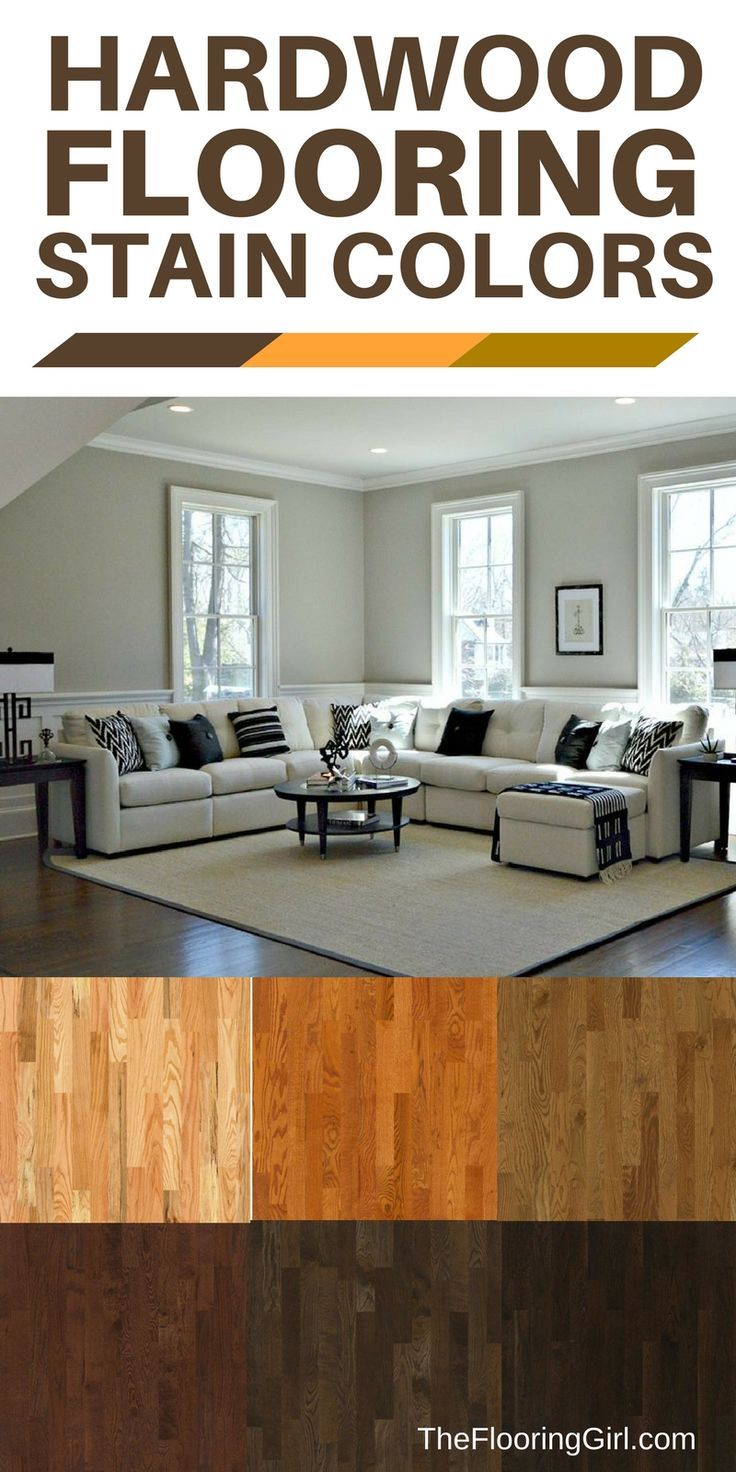 Hardwood flooring stain color trends (2020 Cheap