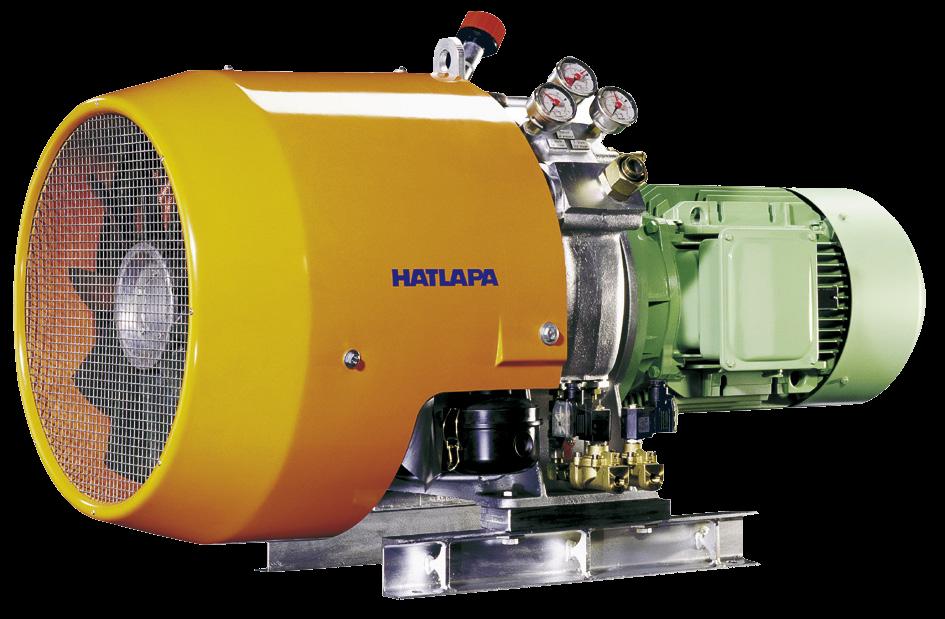 Hatlapa L50 Compressor, Spare Parts Spare parts, New product