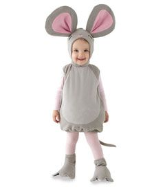 nibbles the mouse childrens costume  sc 1 st  Pinterest & could make on own grey onsie with tail and make headband with huge ...