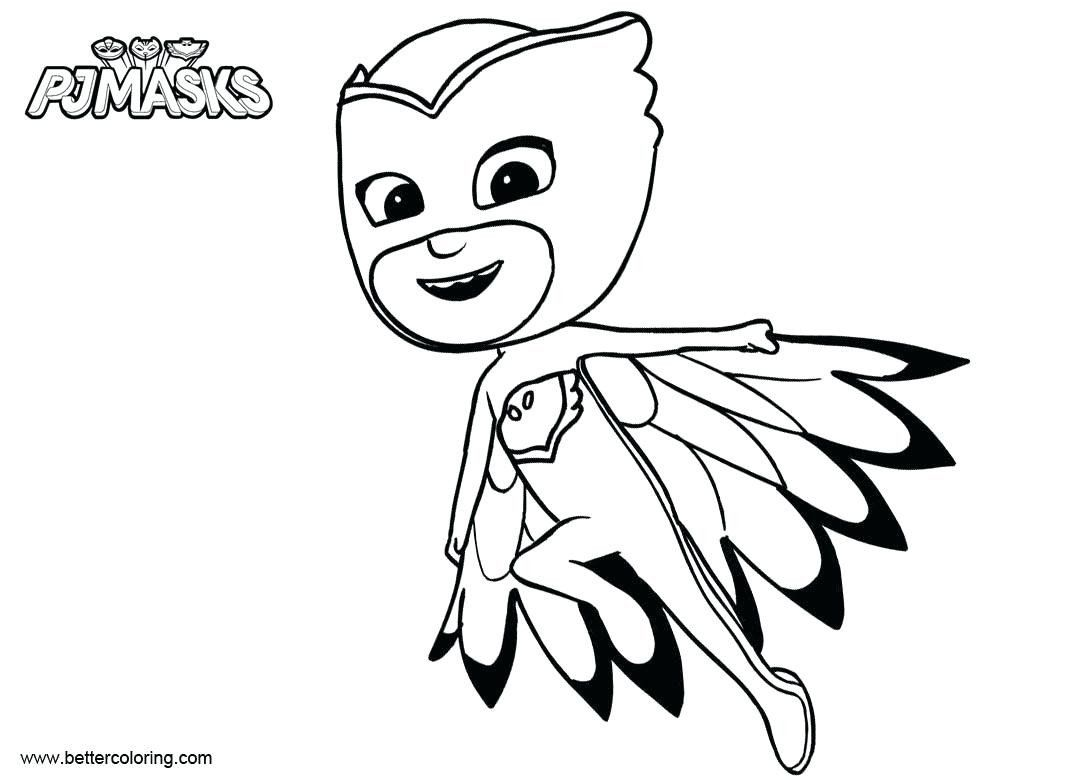 Pj Mask Coloring Pages Beautiful Of Disney Pj Masks Coloring Pages Sabadaphnecottage In 2020 Animal Coloring Books Pj Masks Coloring Pages Unique Coloring Pages
