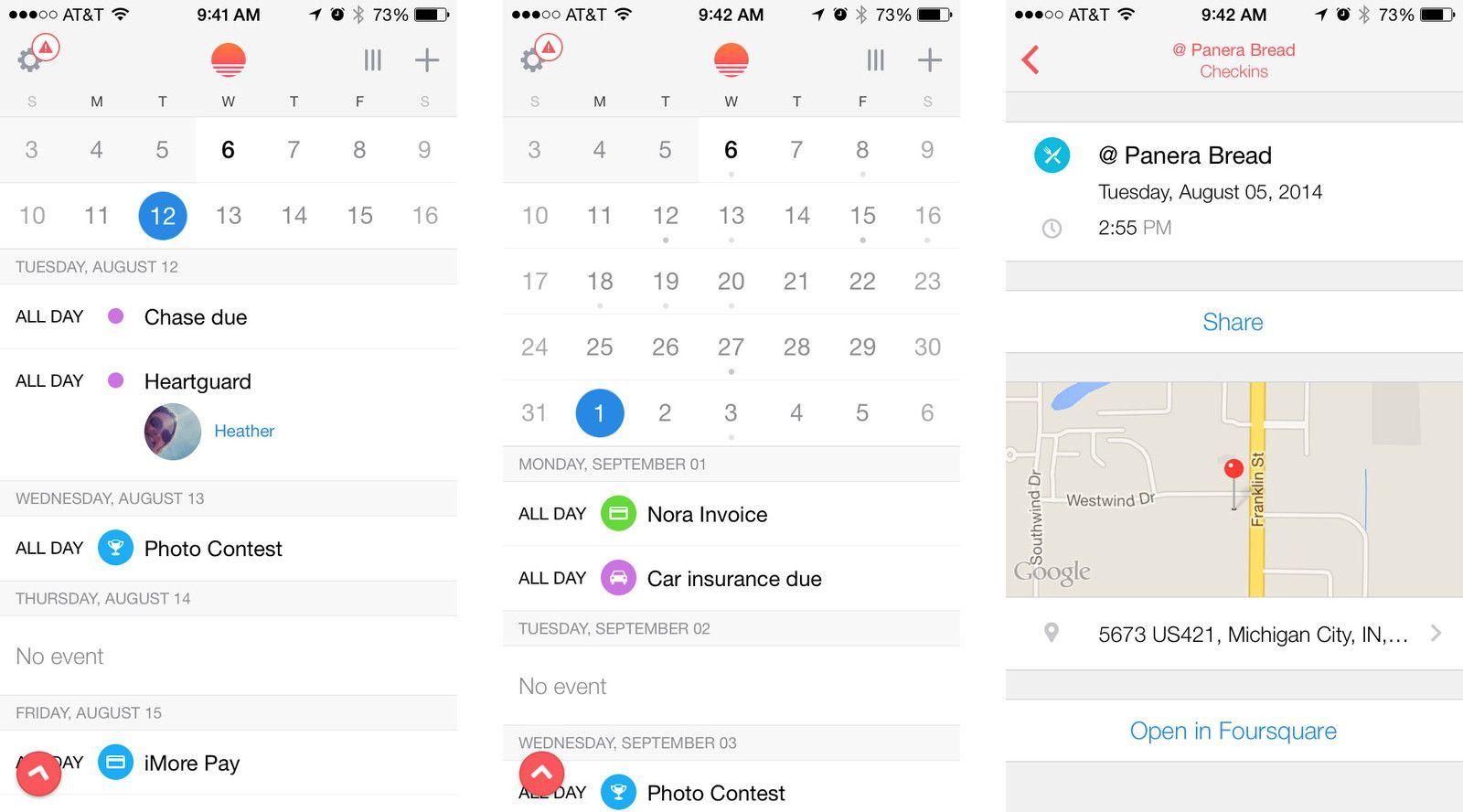 Best Calendar Apps For Iphone Iphone Apps Calendar App Capricorn