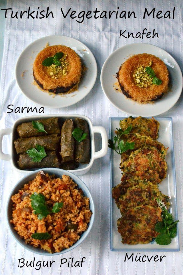 Turkey turkish vegetarian meal recipes vegetarian meals turkey turkish vegetarian meal recipes by cooks hideout bulgur pilaf mcver forumfinder Gallery