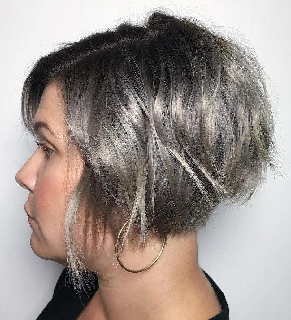 Easy Bob Hairstyles Unique 60 Cute And Easytostyle Short Layered Hairstyles  Blonde Pixie