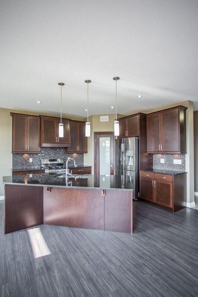 35+ Luxury Kitchen Design Layout L Shaped Island in 2020 ...