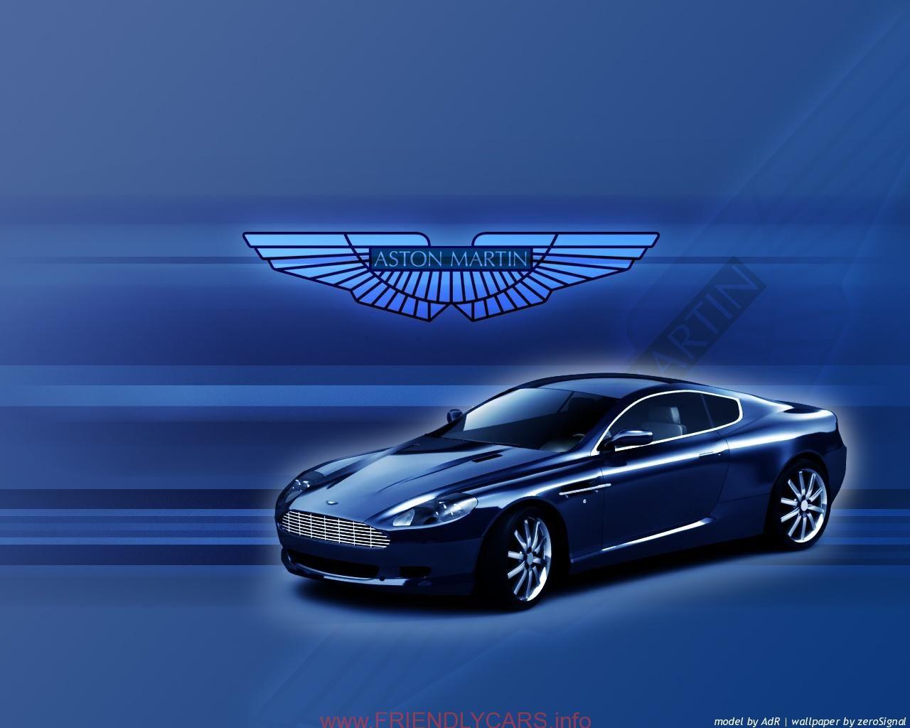 Cool Aston Martin Logo Black Background Image Hd Free Aston Martin