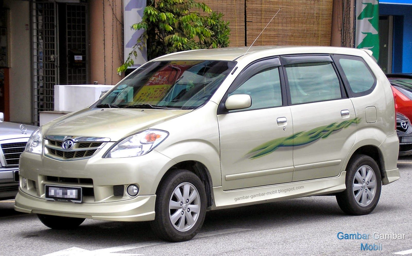 Gambar Mobil Avanza New Gambar Gambar Mobil Mobil Toyota Gambar