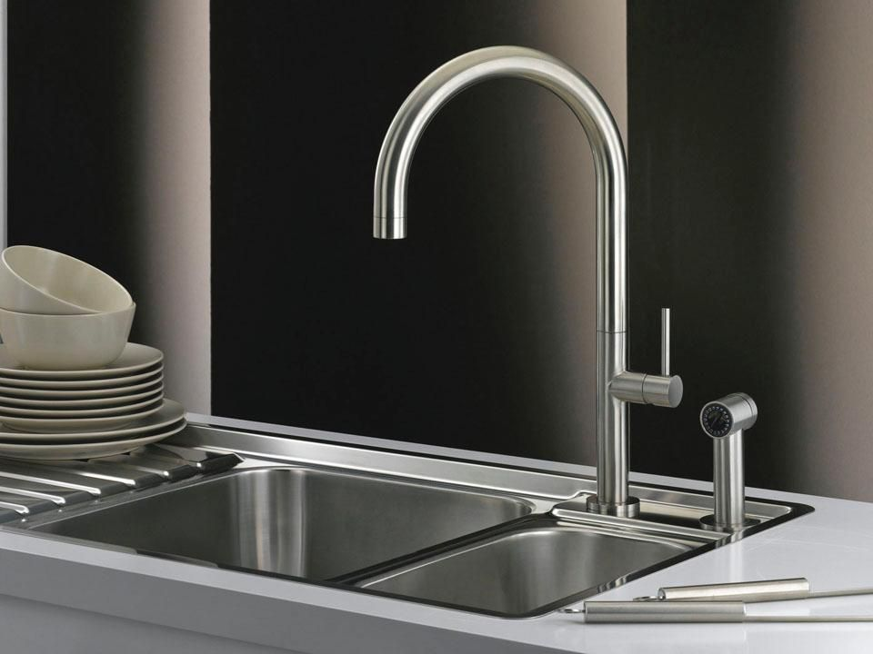 Newform, MODO kitchen sink faucet | For the Home | Pinterest ...