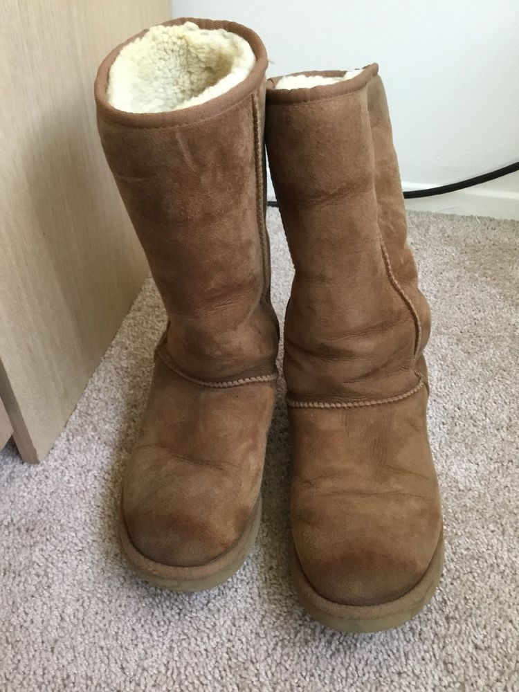d1eaa1aaac4 Womens Ugg Australia Classic Tall Boots Chestnut 8  fashion  clothing   shoes  accessories  womensshoes  boots (ebay link)