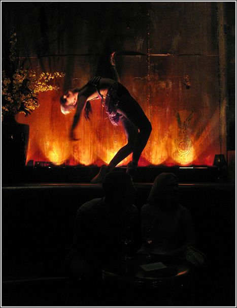 nice lighting - The Edison Lounge