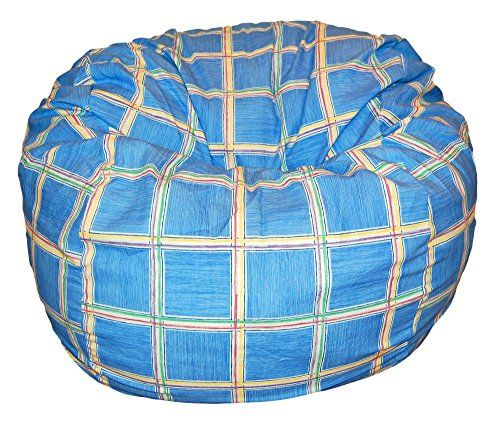 Products Cotton Washable Bean Bag Ahh Marigold Yellow