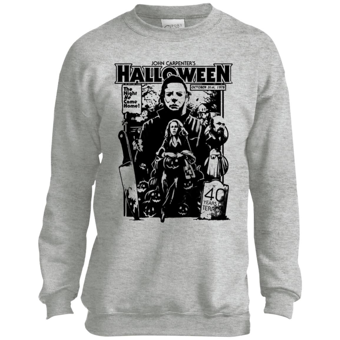 Michael Myers Halloween 1978 Horror Movie Youth Kids