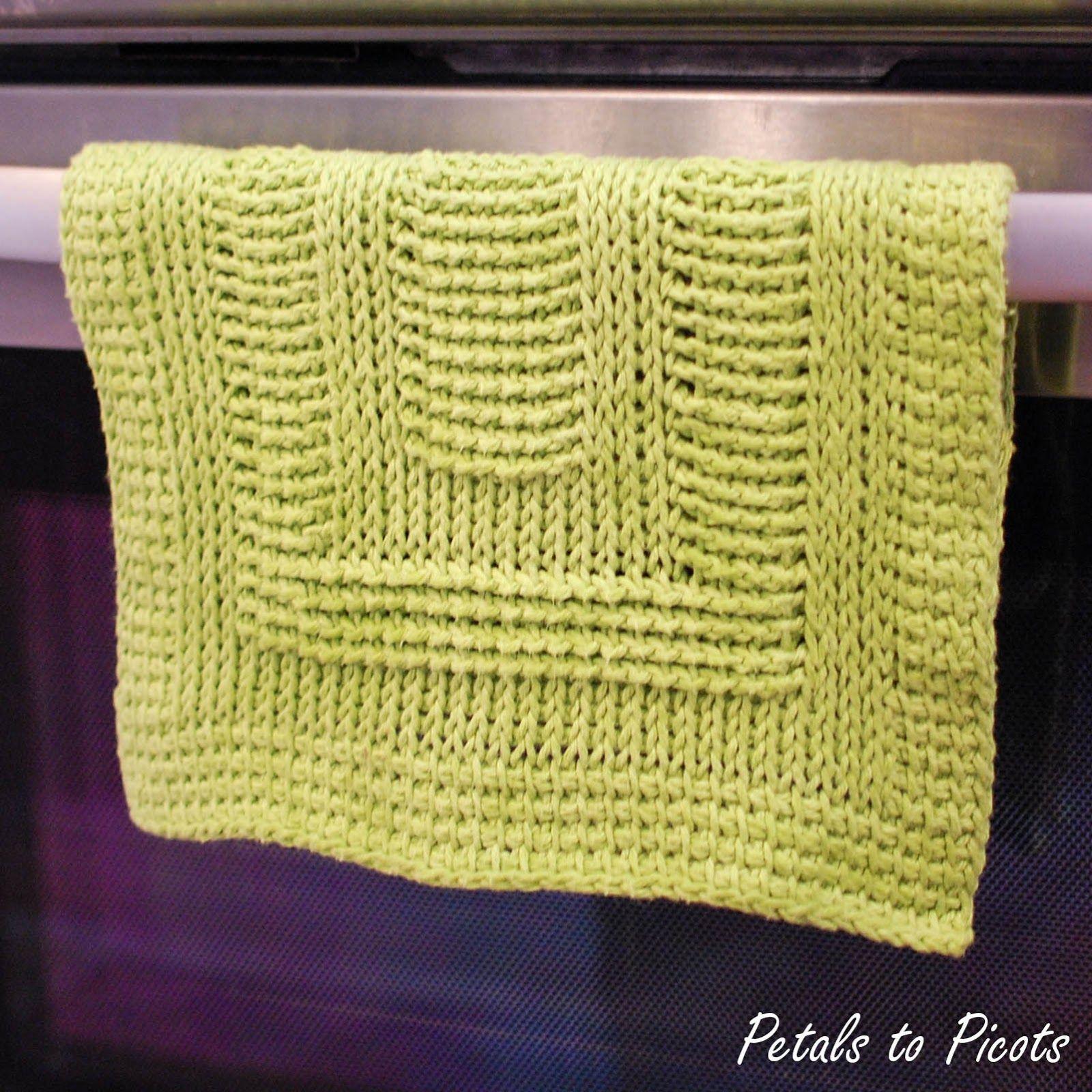 Kitchen Crochet Ideas