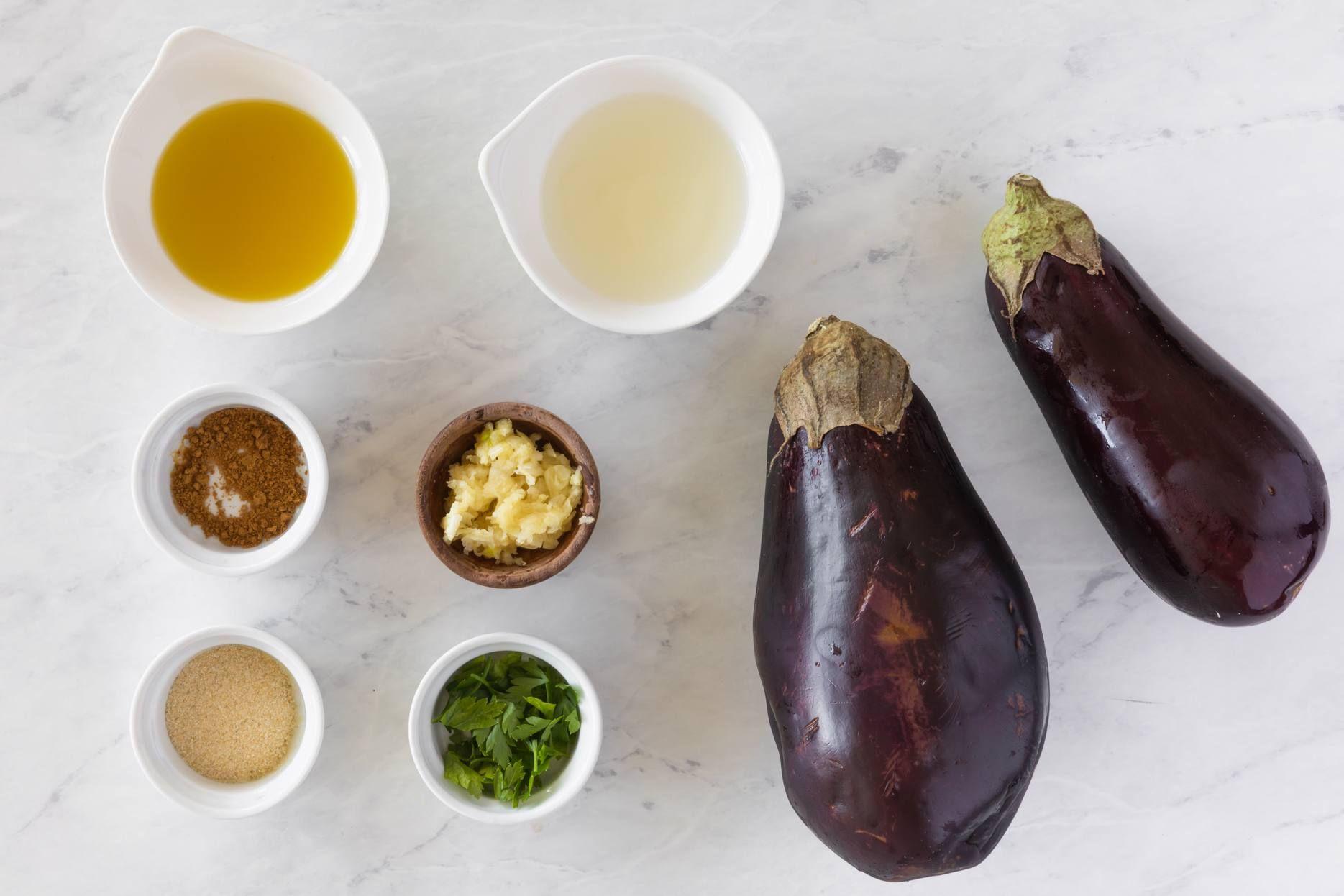 What's the Recipe for Vegan, Gluten-Free Baba Ganoush?